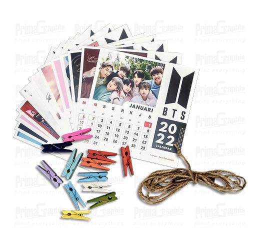 Kalender Polaroid