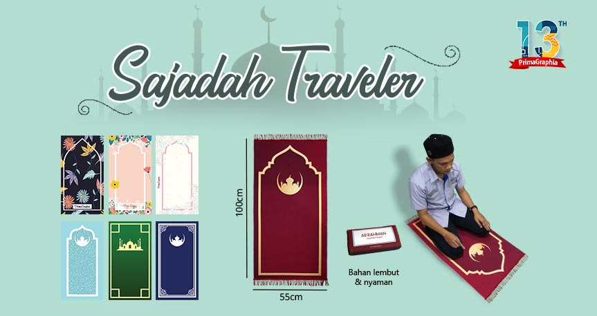 sajadah traveler